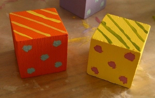 Easy Spring Blocks