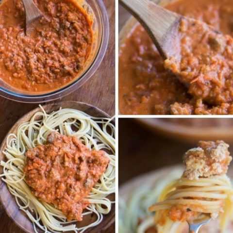 Fabulous Easy Bolognese Sauce Recipe