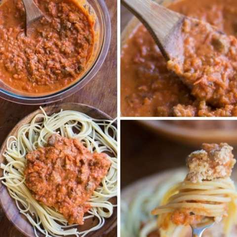 Fabulous Easy Bolognese Sauce Recipe