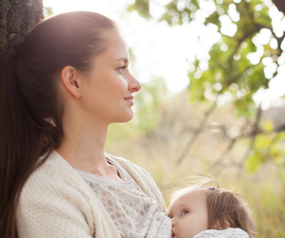Common breastfeeding problems