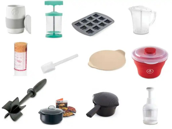 Top 13 Best Pampered Chef Products