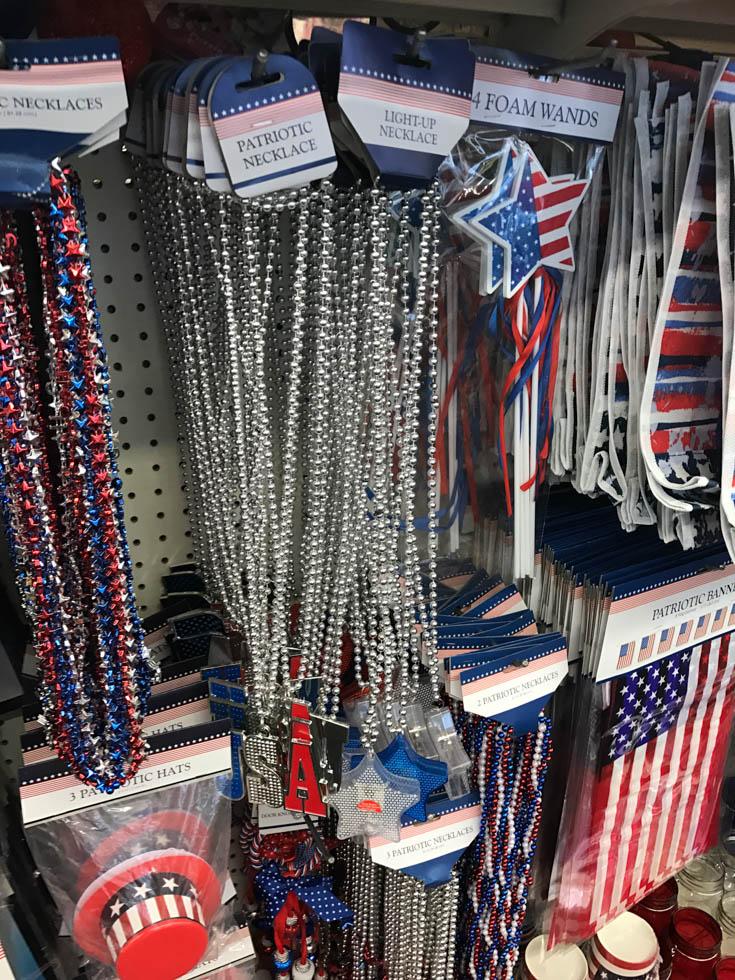 dollar tree necklace