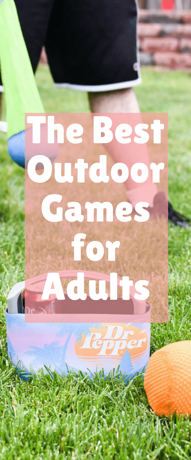 Best outdoor games / game ideas / games for adults / family friendly games / family reunion games / games for family reunion