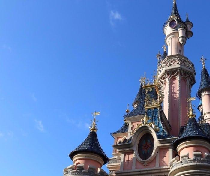 Hotel and Disneyland Park
