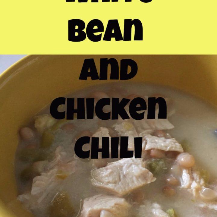 White Bean and Chicken Chili