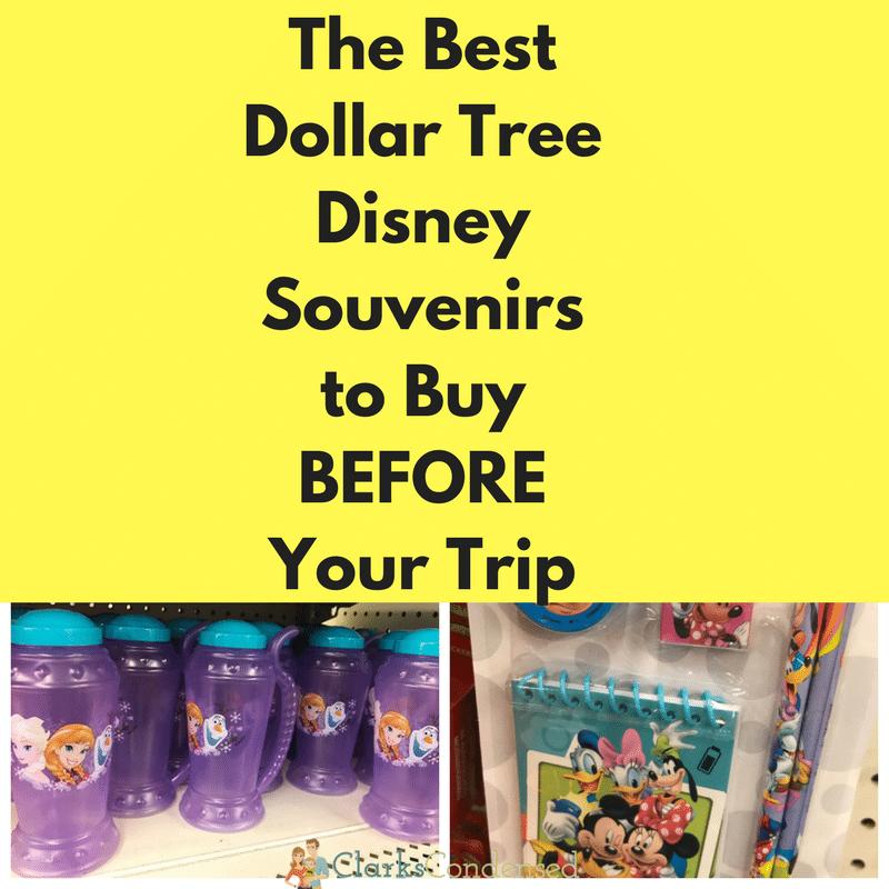 Dollar Tree Disney