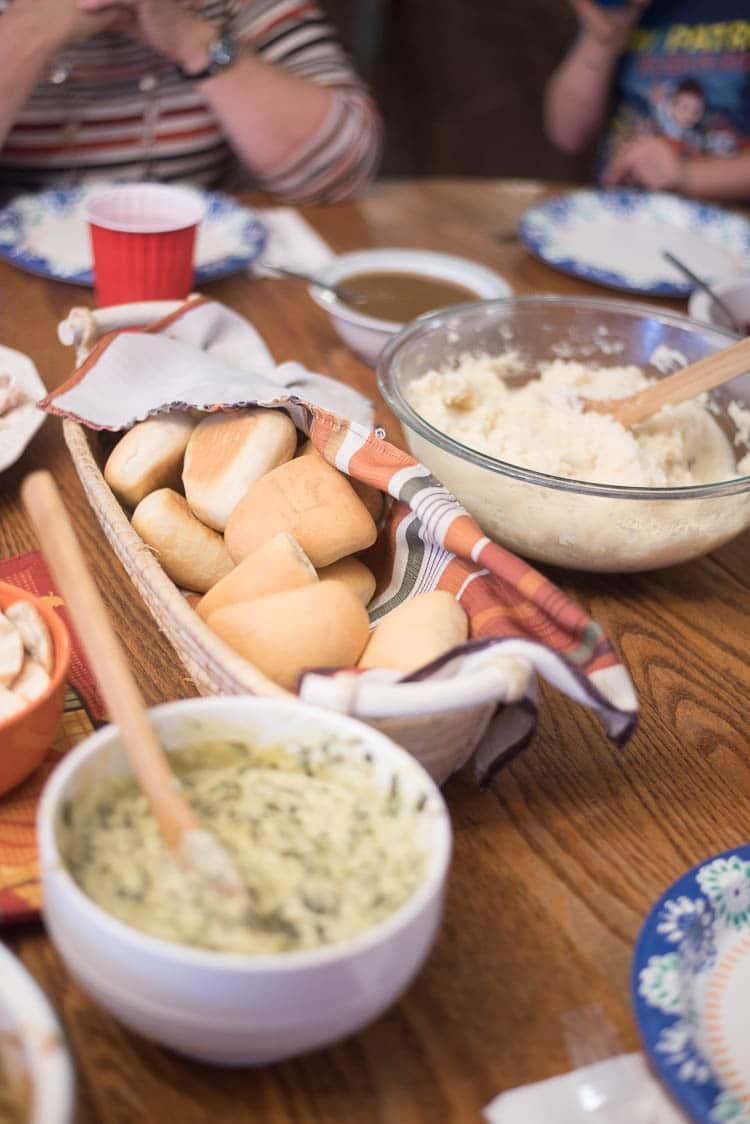 Boston Market Thanksgiving Dinner
