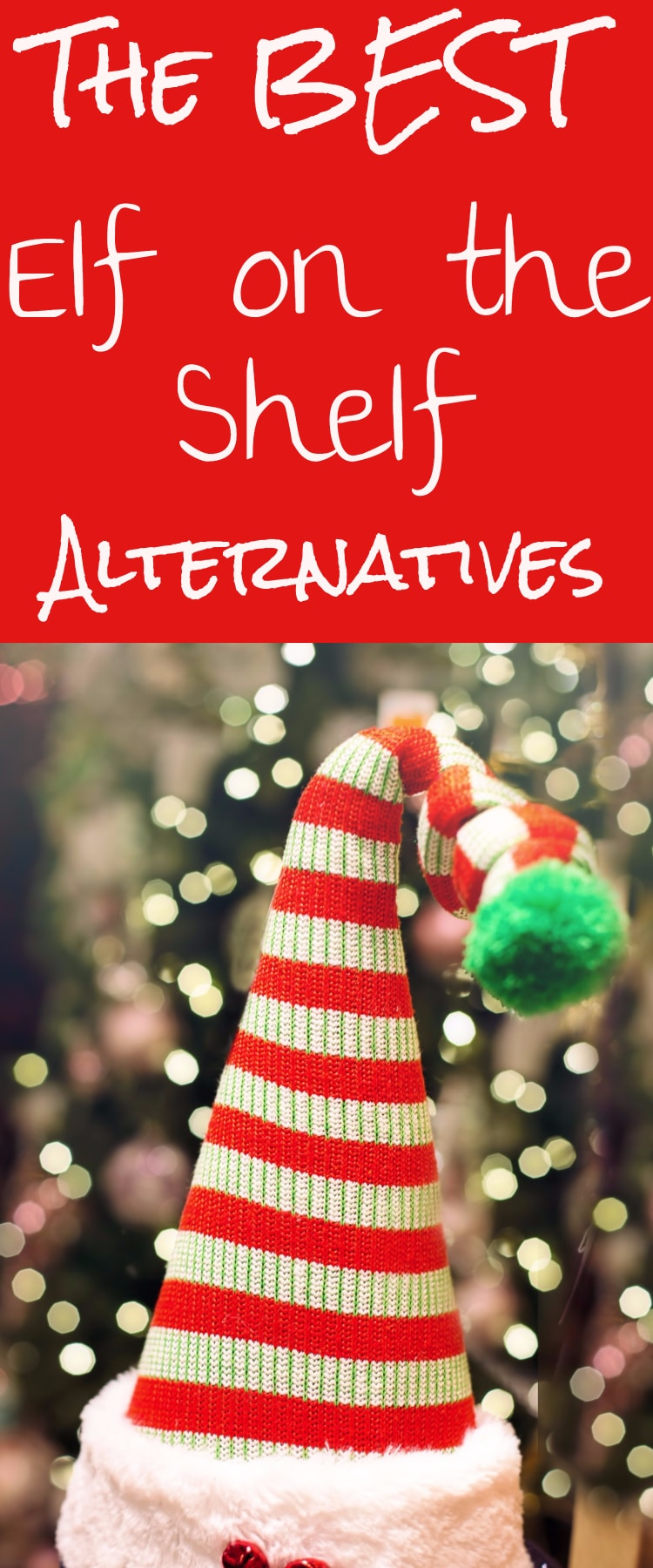 The BEST Alternatives to Elf on the Shelf  (That Kids LOVE!)