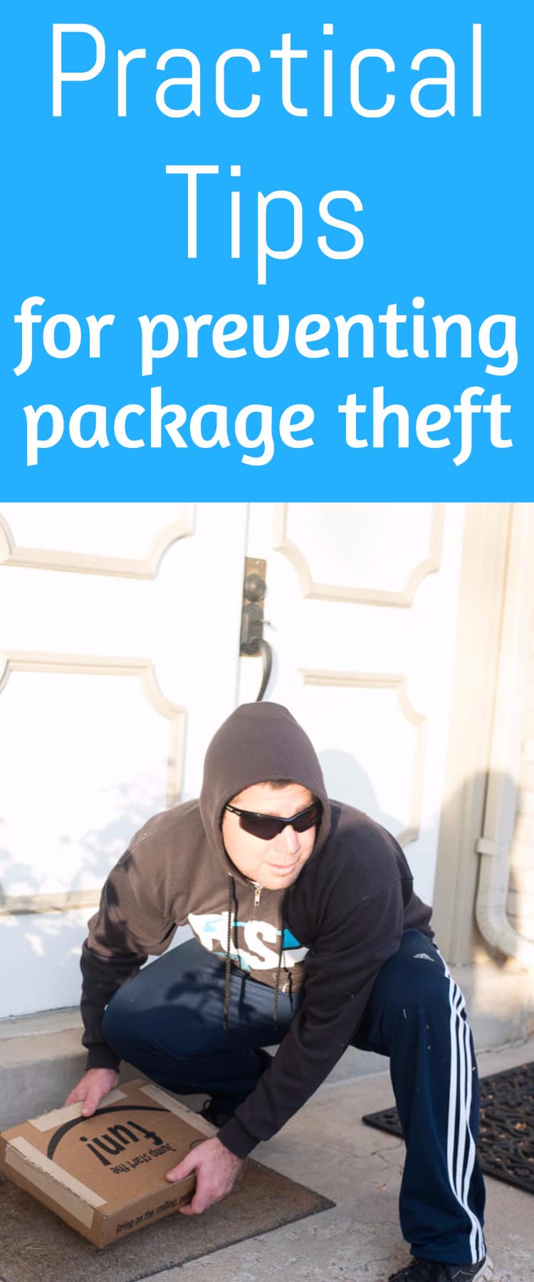 Home Security / DIY Home Security / Travel / Family / Theft