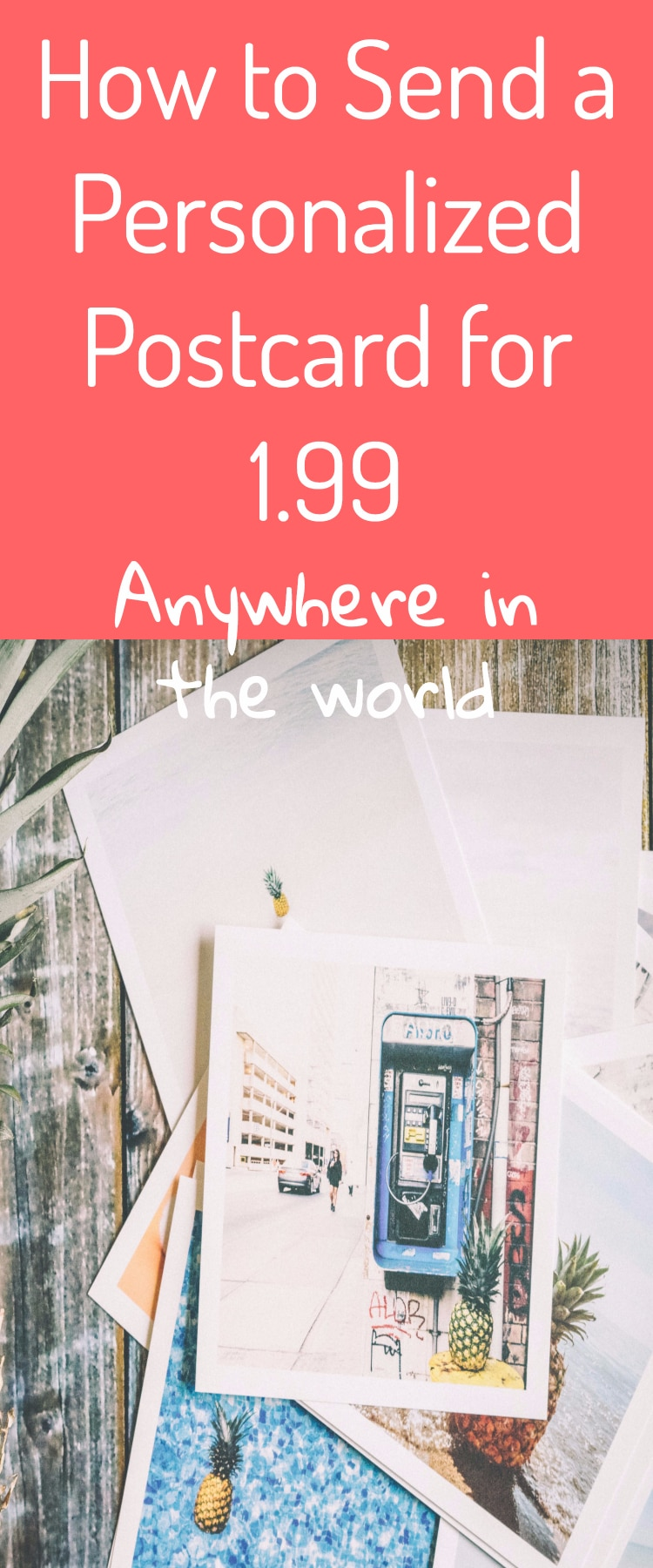 How to Send a Postcard