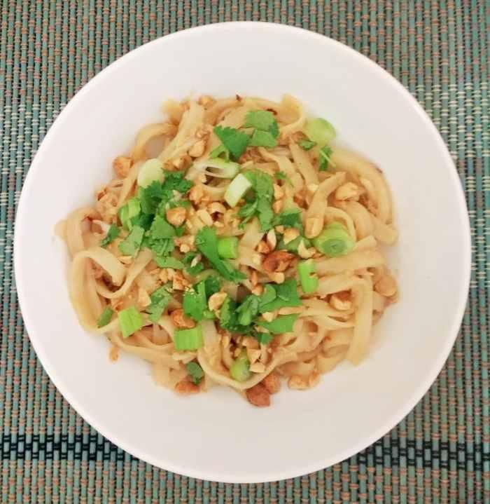 One Pot Chicken Pad Thai Recipe