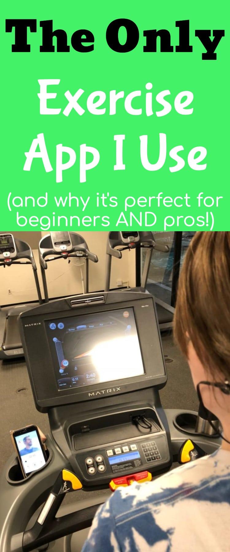 aaptiv / fitness app / exercise app / healthy app / easy exercise / exercise for beginners / beginning fitness / prenatal exercise #exercise #fitness