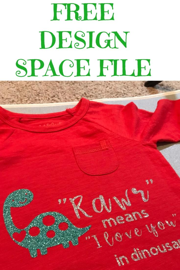 valentine's day / design space / cricut maker / cricut explore air / cricut diy projects / diy t-shirt