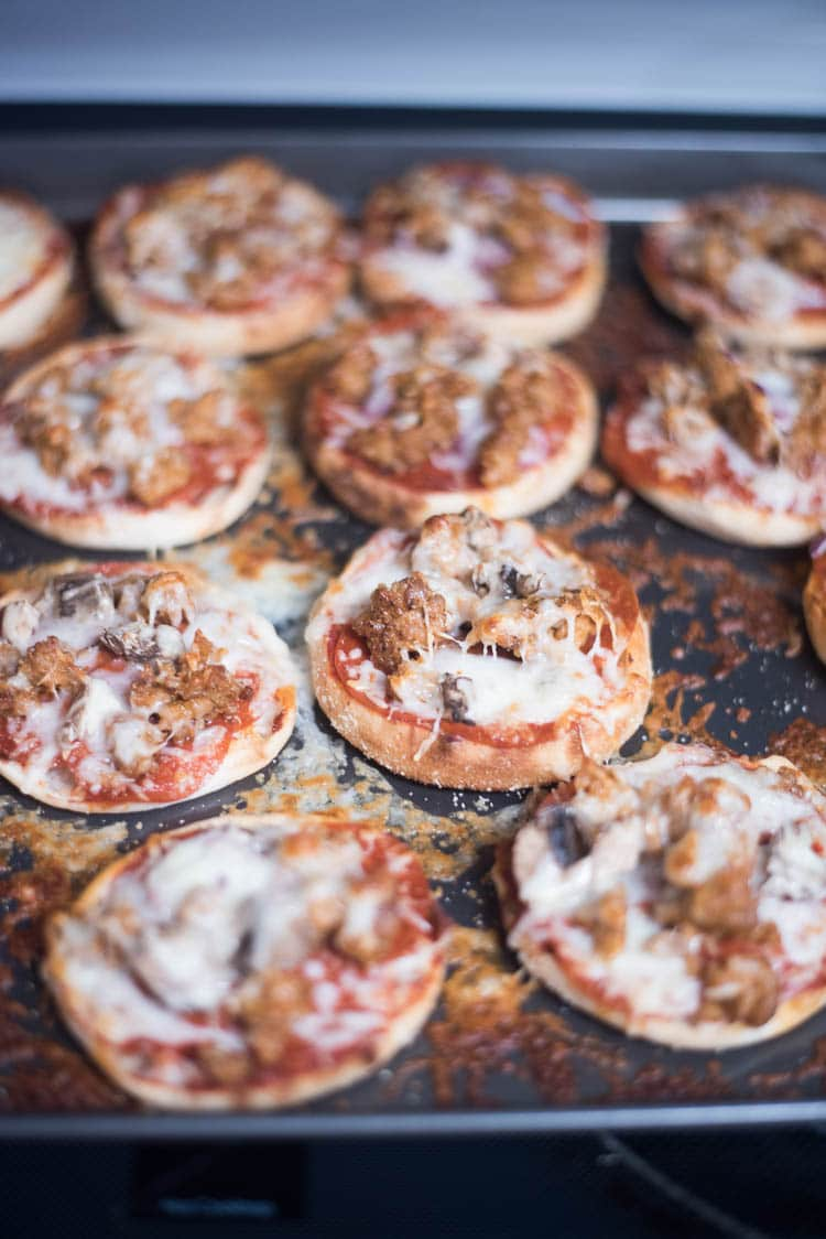 Best English Muffin Pizza