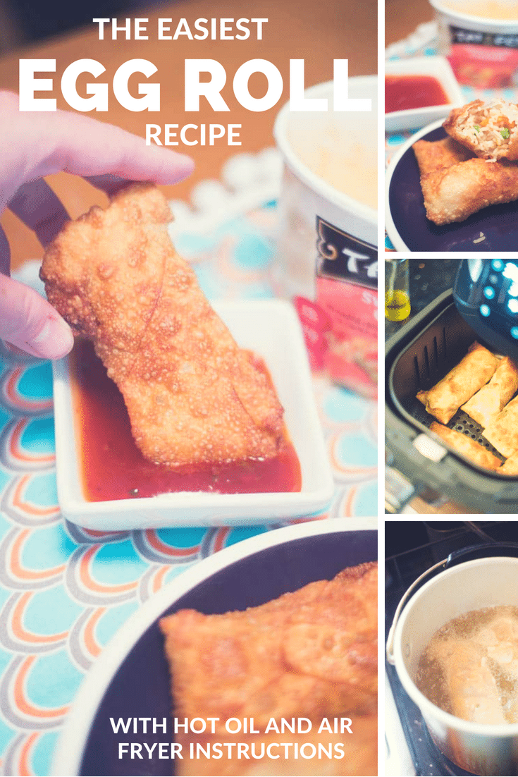 Egg Rolls / How to Make Egg Rolls / Homemade Egg Rolls / Egg Roll Recipe / Easy Egg Rolls / Easy Egg Roll Recipe #TaiPai #EggRoll #EggRolls #Asian #Appetizer #Appetizeridea #appetizerrecipe via @clarkscondensed