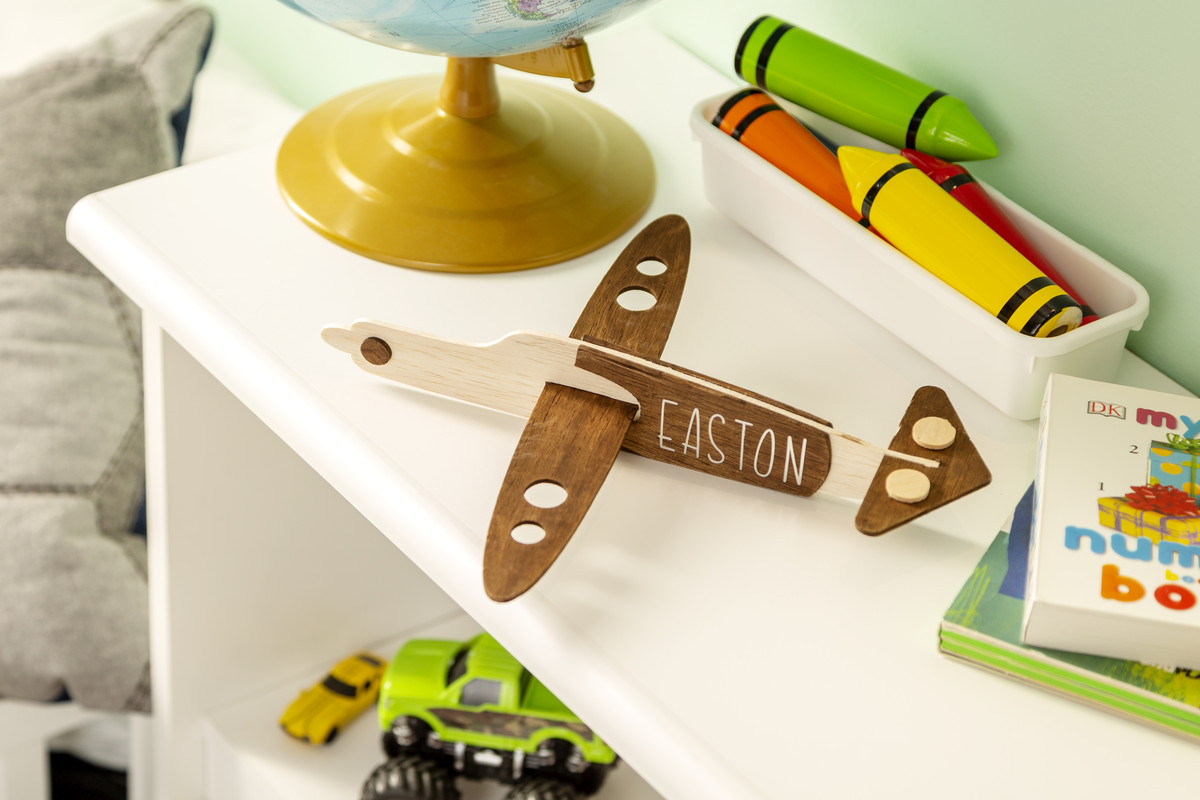 Balsa Wood Airplane