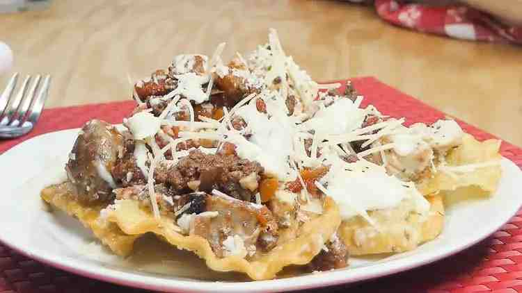 Olive Garden Loaded Pasta Chips Recipe Copycat Recipe Clarks Condensed