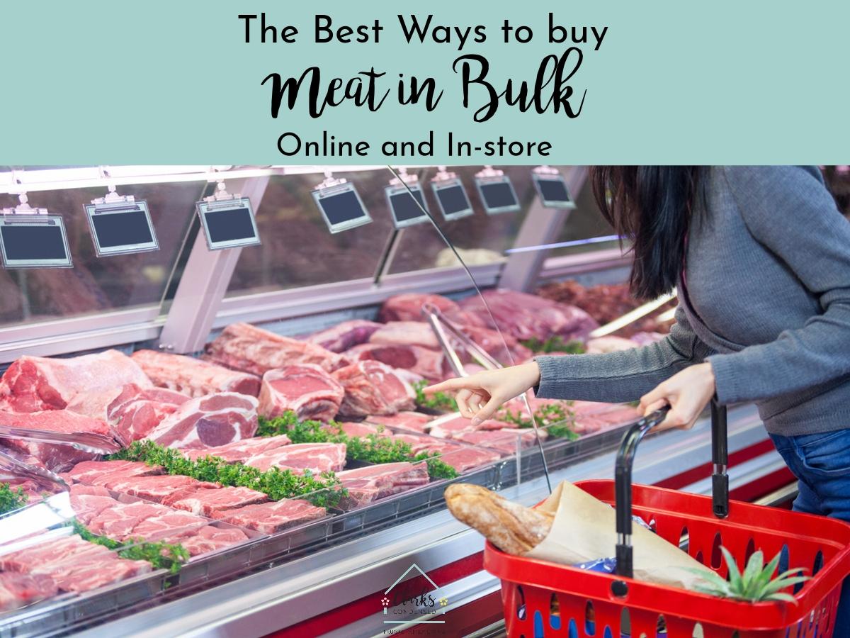 Zaycon Fresh Alternatives: The Best Ways to Buy Meat in Bulk to Save