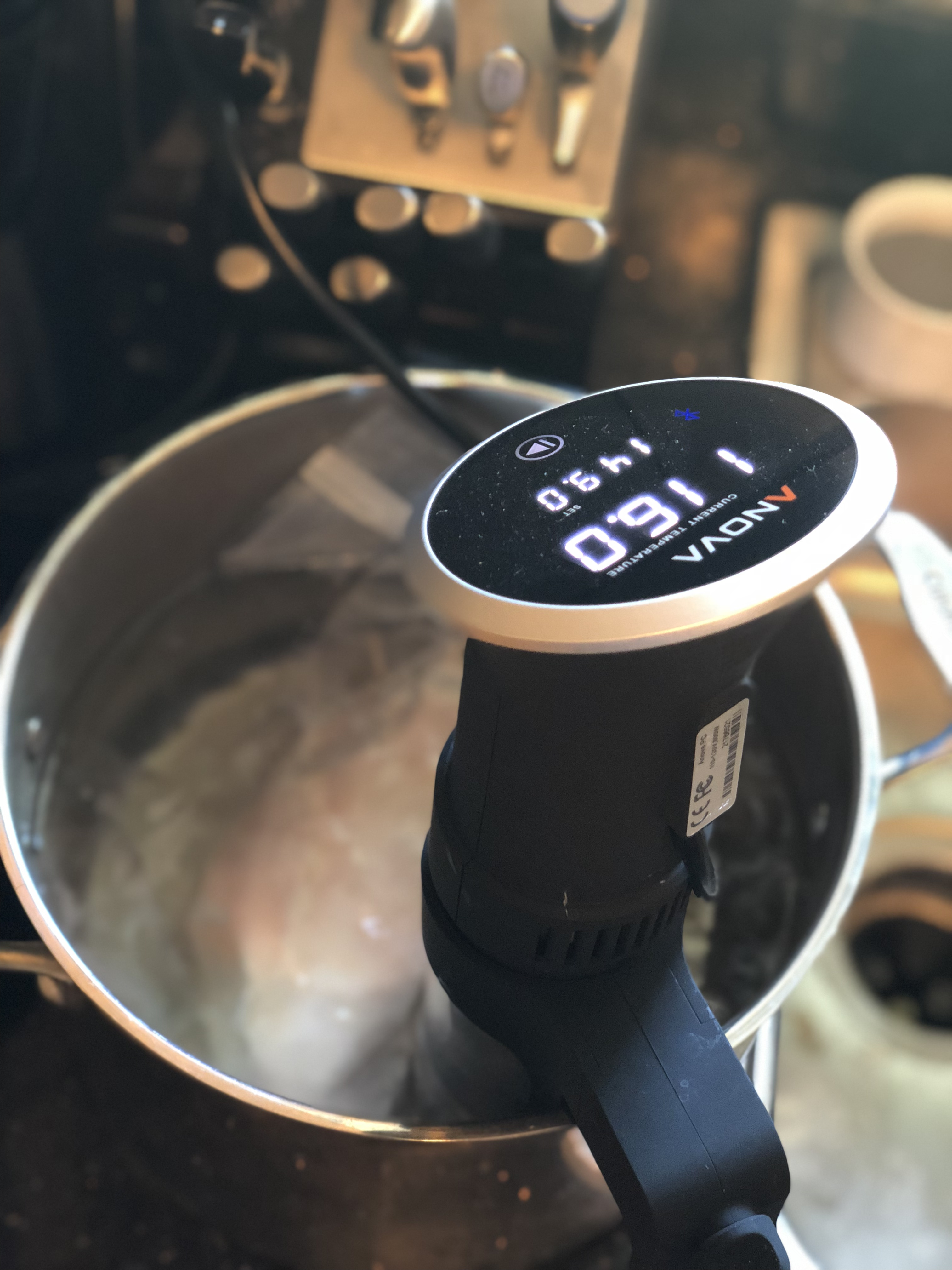 Sous Vide Chicken Breasts