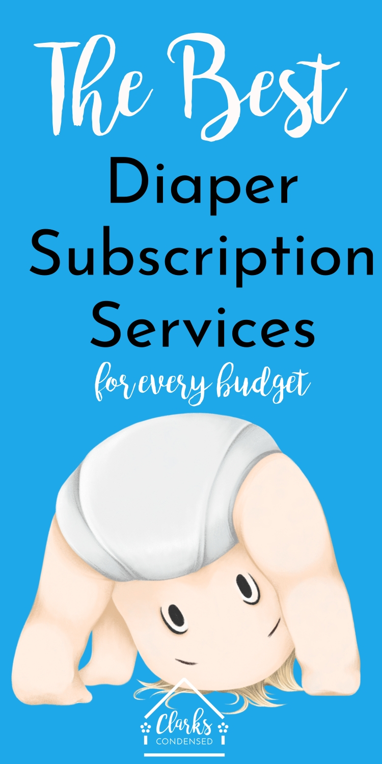 diapers / diapers on a budget / baby diapers / diaper ideas / save money / baby on a budget #baby #diapers via @clarkscondensed