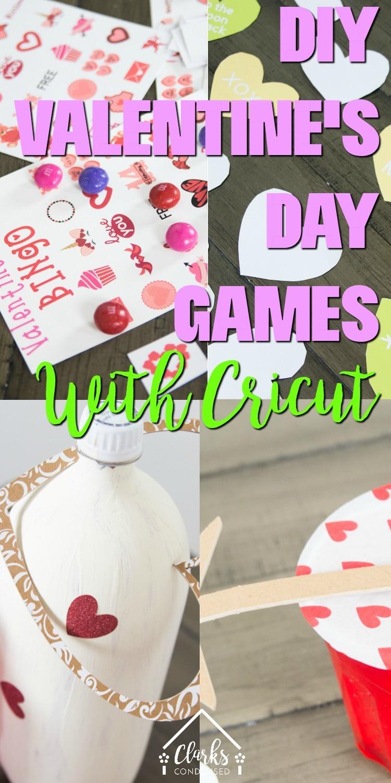DIY Valentine's Day Games