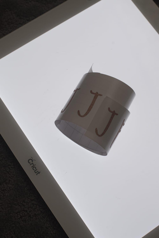 glitter j