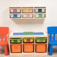 IKEA LEGO Organization Ideas with Free Printable Labels