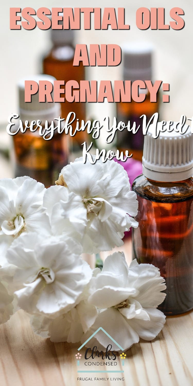 Essential Oils for Pregnancy
