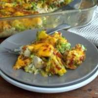 Bacon Ranch Chicken Casserole – Low Carb Keto Easy