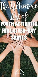 LDS Mutual Activities