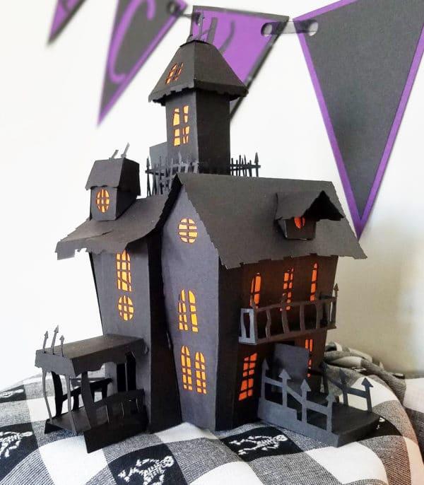 Happy Hauntings House
