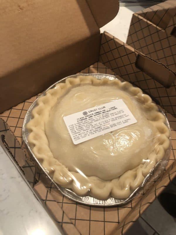 Crust Club and Pie