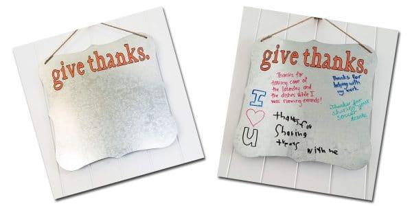 gratitude boards