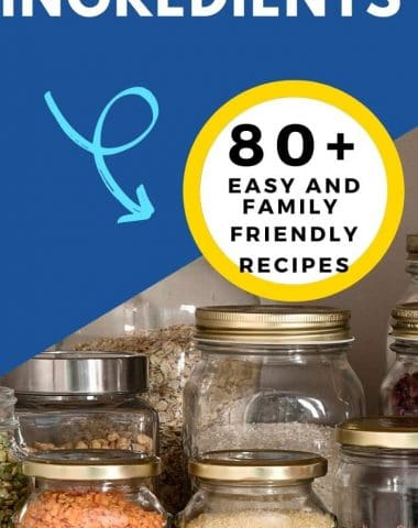 80+ friendly recipes front cover