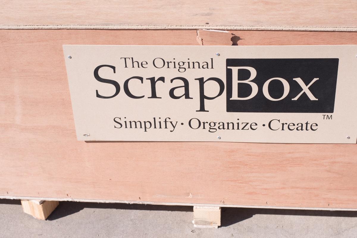 The Original Scrapbox