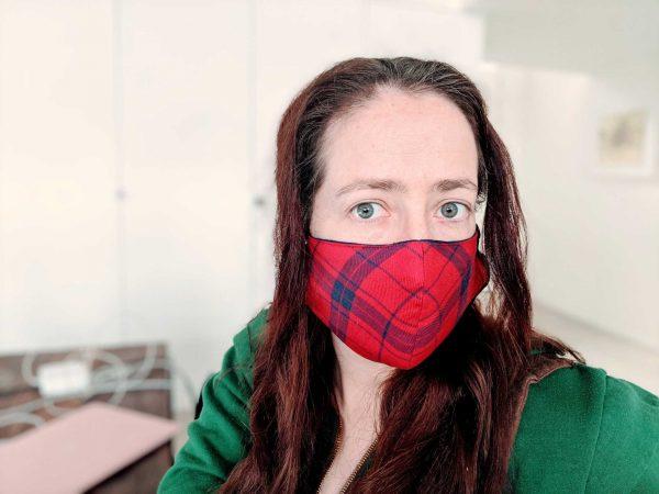 Fu Face Mask Tutorial