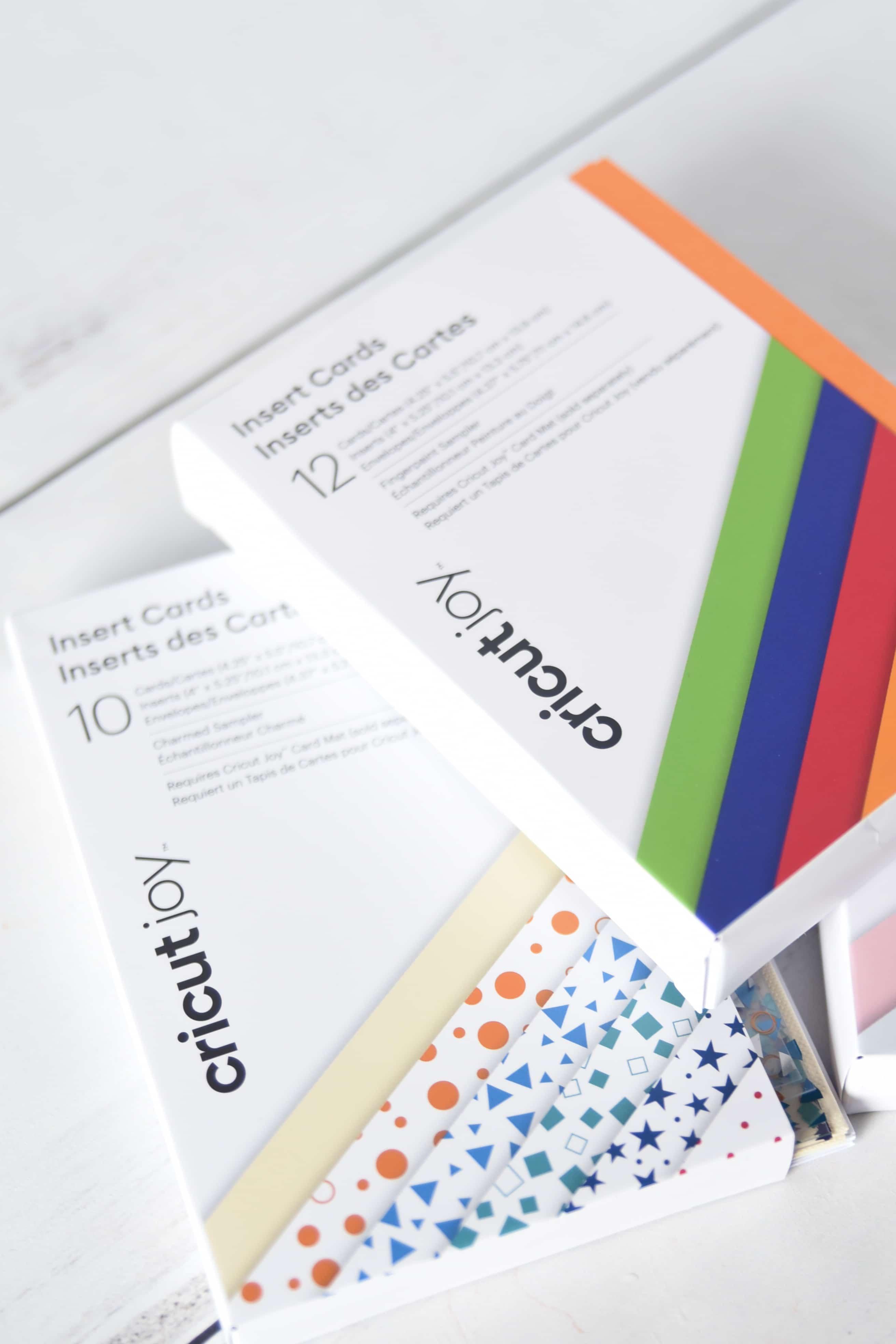 Cricut Joy Card Kits