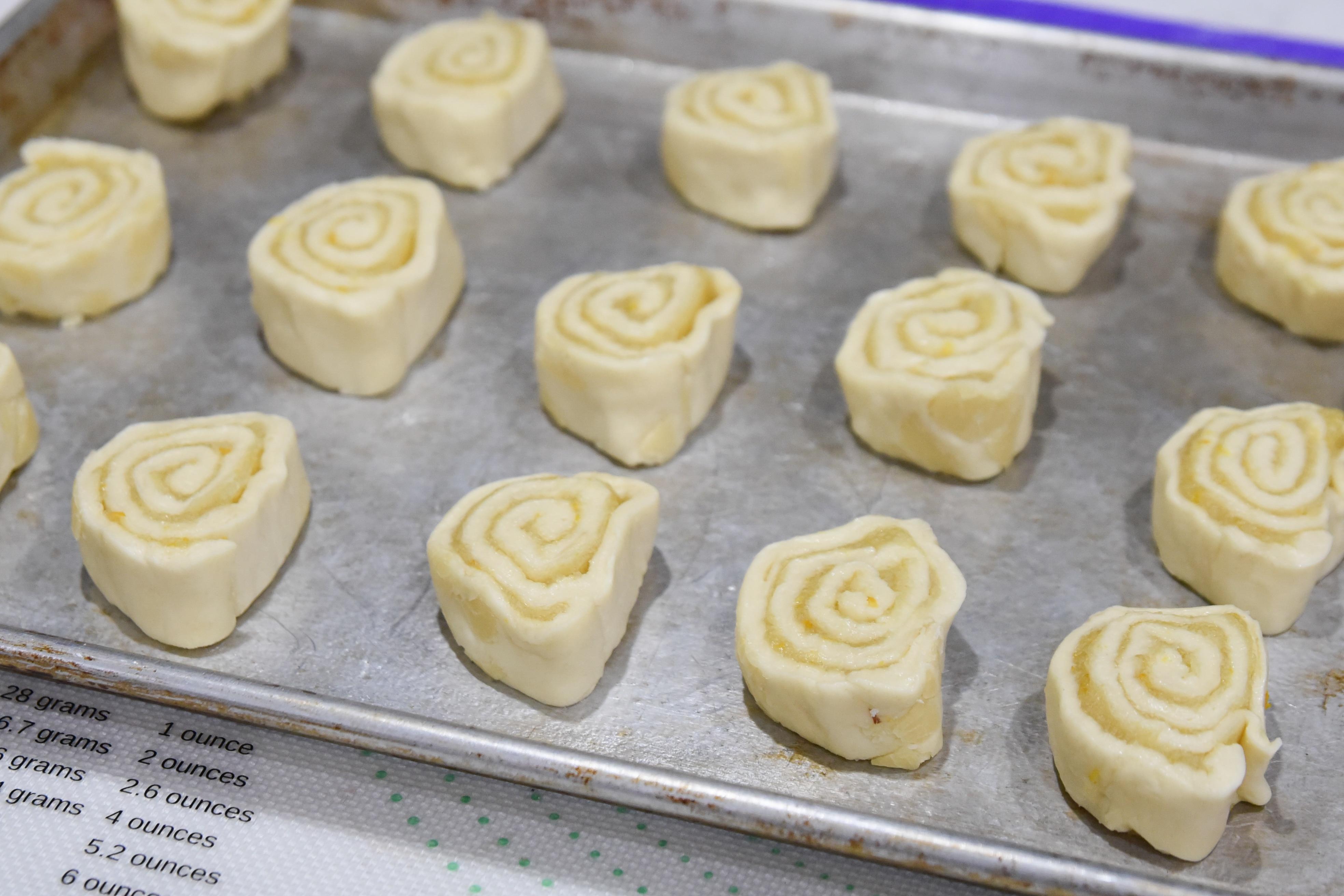 sourdough orange rolls