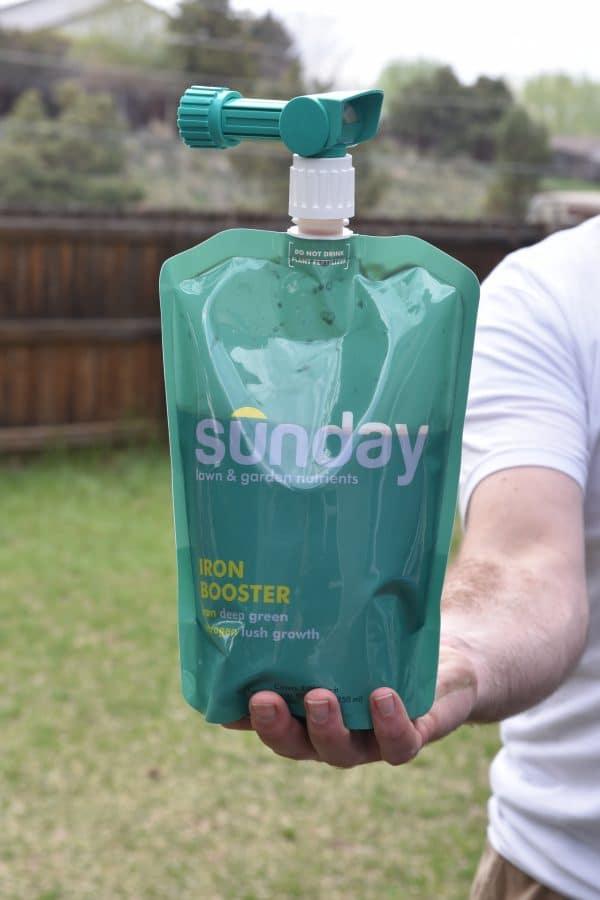 sunday pouch