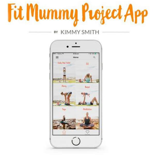 fit mommy project app
