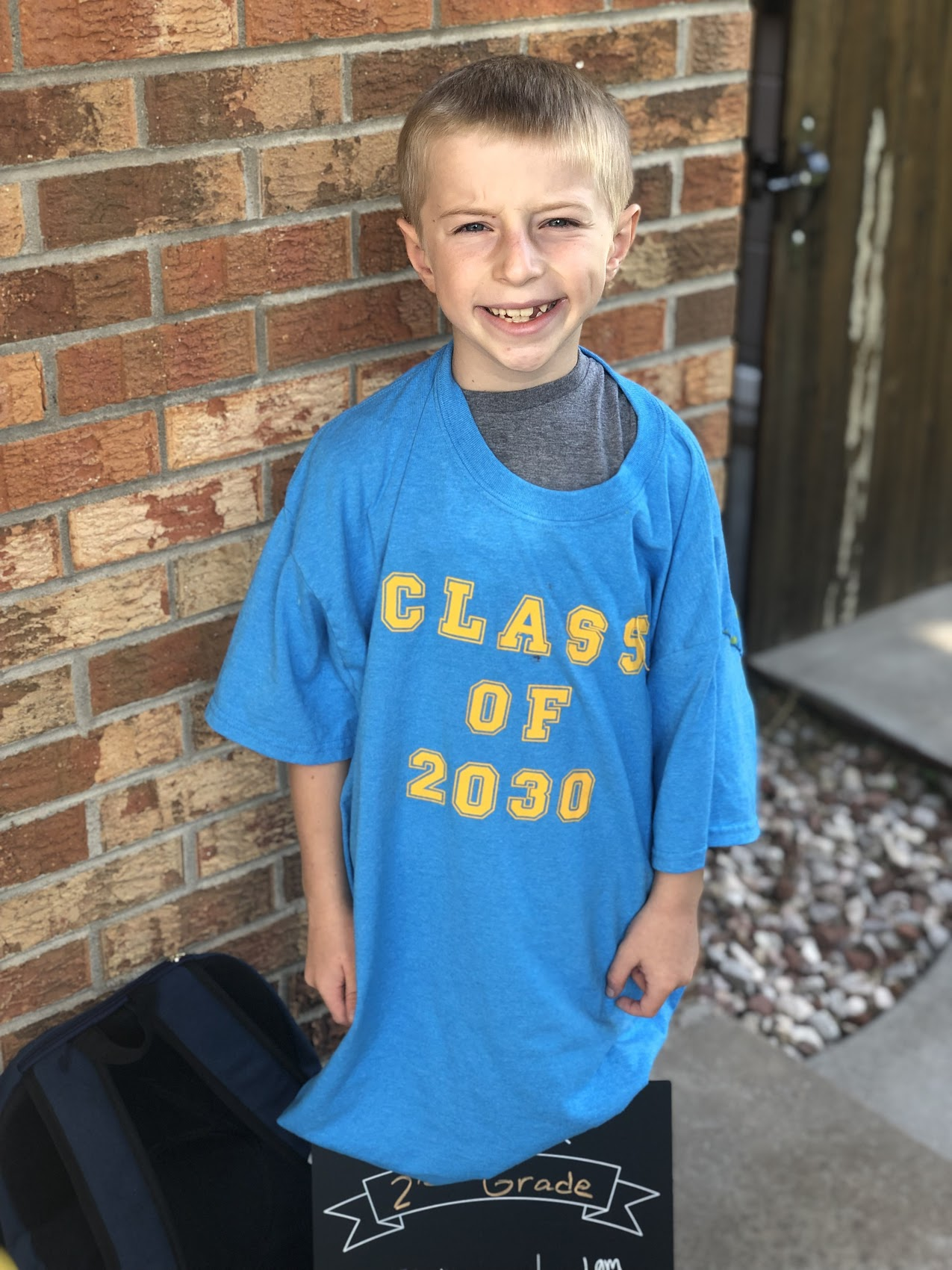 class of 2030 shirt