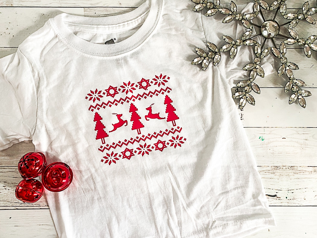 Ugly Sweater Shirt