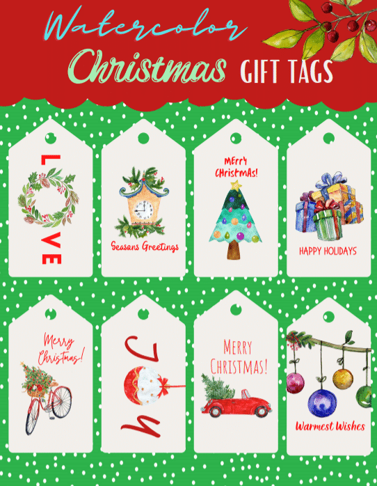 "<span itemprop=""name"">Christmas Gift Tags</span> via @clarkscondensed"
