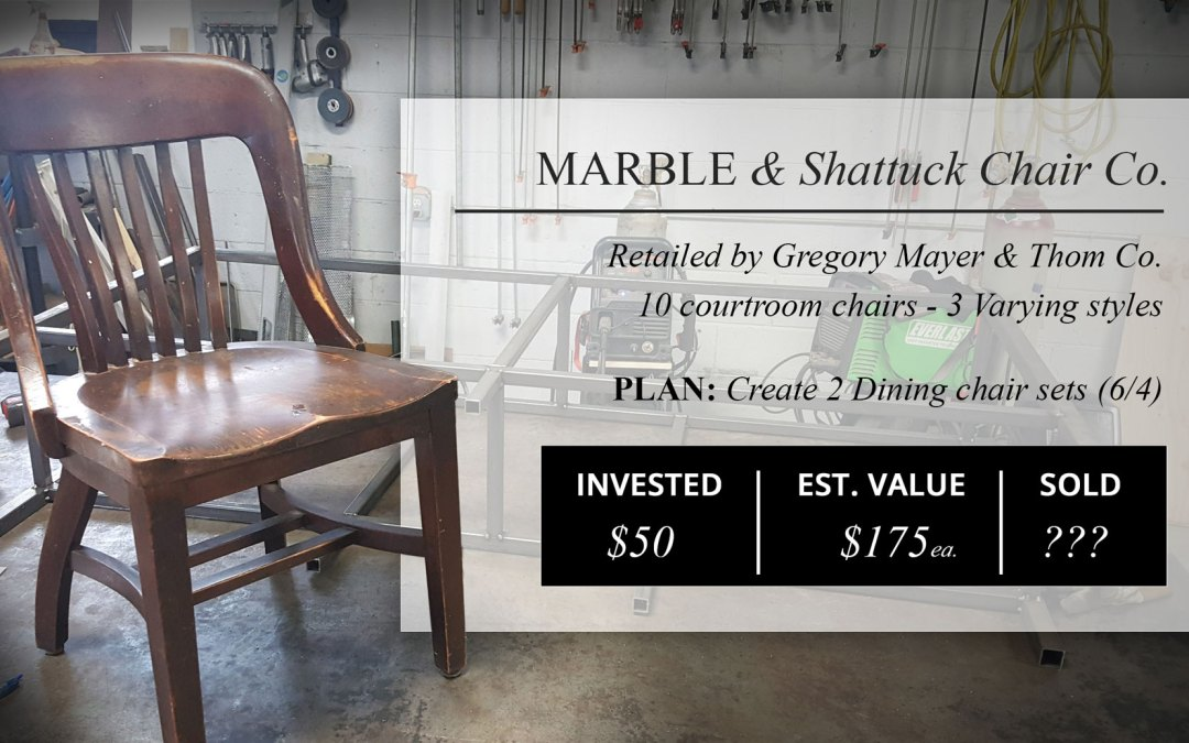 Marble & Shattuck Chair Co.
