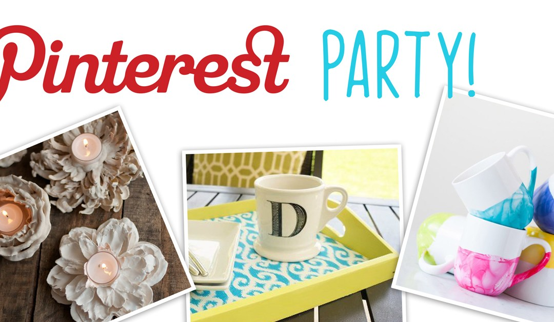 Moms Night Out: Pinterest Party Workshop