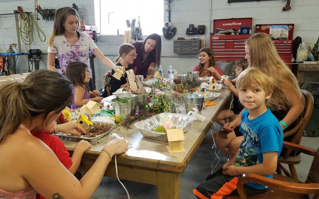 private party workshops