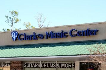 Clark's Music Center - 10