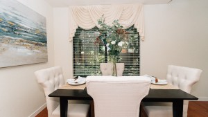 12-Dining Room Table
