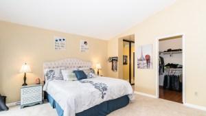 26-Master Bedroom and walkin closet