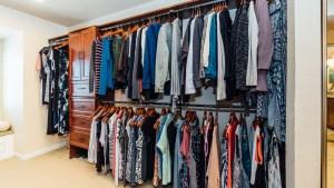43-Master Closet Storage